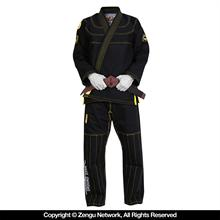 "Ground Game ""Surf Jitsu"" Black Gi"